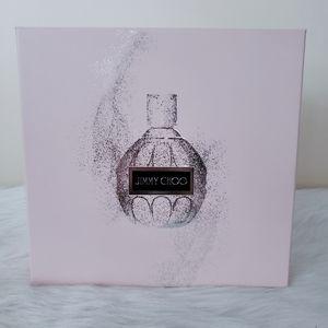 Jimmy Choo Light Pink Empty Gift Box